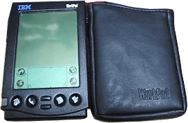 IBM WorkPad, circa 1998